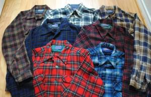 ヴィンテージ ペンドルトン ウールシャツの魅力