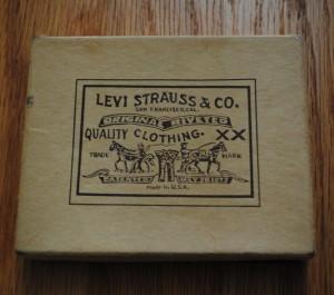 70年代初期 デッドストック リーバイス財布