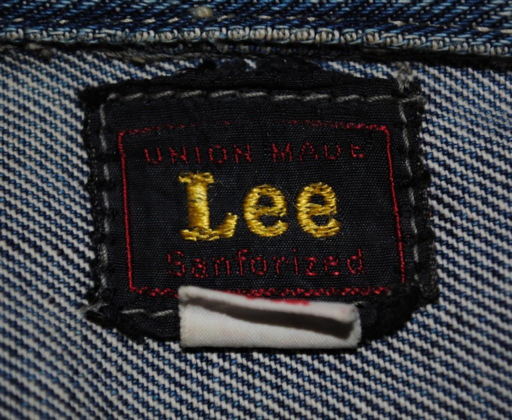 1940年代 Lee 101-J 赤タグ