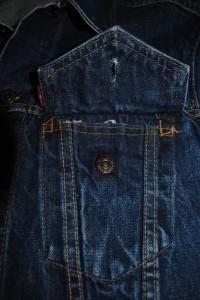 Pocket stitch