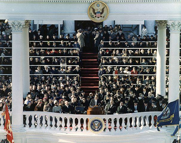 ケネディ大統領就任演説