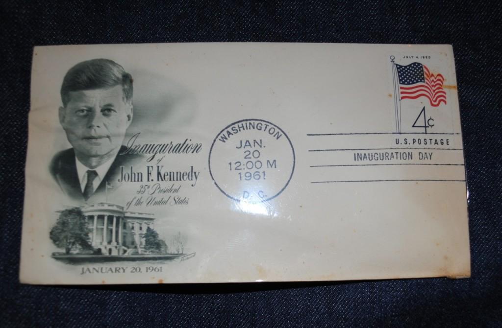 1960年代 ケネディ大統領記念封筒