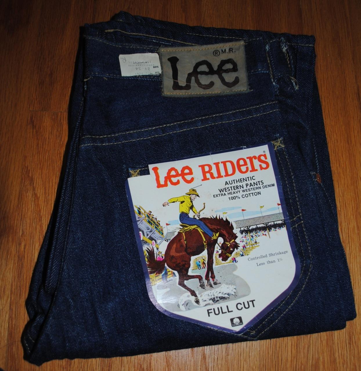 70年代 デッドストック Lee 200 入荷のお知らせ