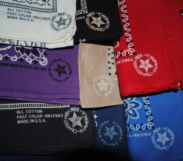 crafted with pride bandanas