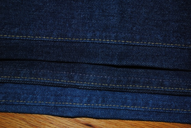 Inseam Stitch Comp