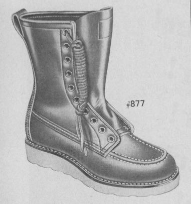 1960年代 アイリッシュセッターの広告は、かぶせモカの877!?