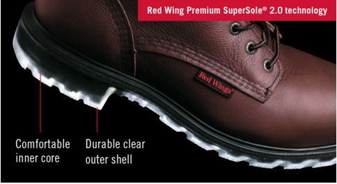 Red Wing SuperSole 2.0 誕生!