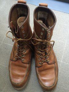 レッド・ウィングのブーツホーン